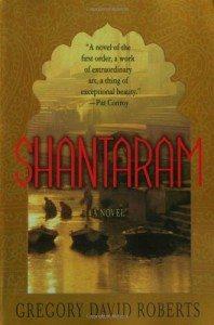 Shantaram - book