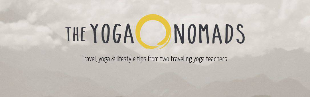 Nomads Logo The Yoga Nomads Logo Travel