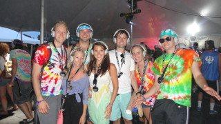 Bonnaroo 2012: Silent disco