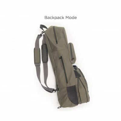 backpack with yoga mat holder