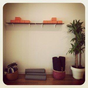 Blocks, blankets and mats