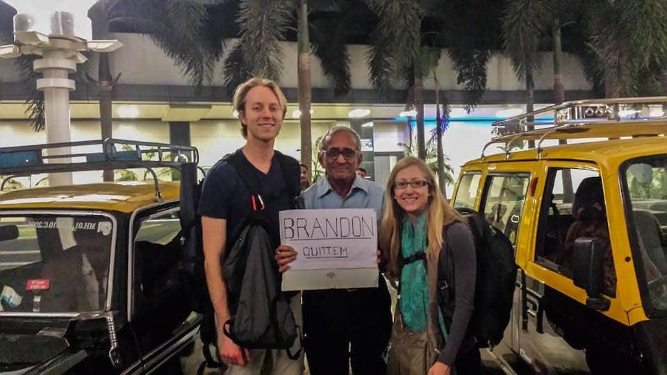 transportation from Mumbai airport