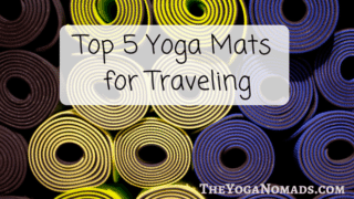 Yoga mats for traveling