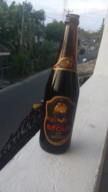 Lion (Imperial) Stout
