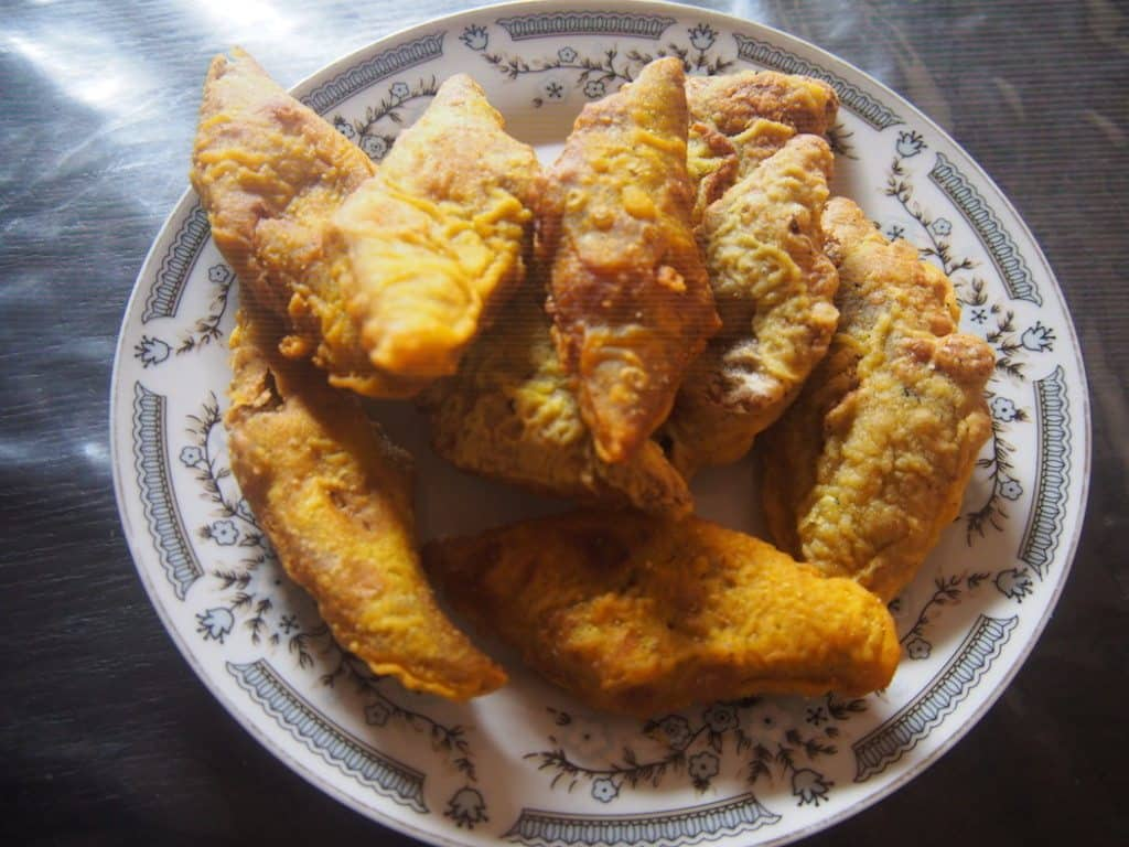 Fried New Years Sweets