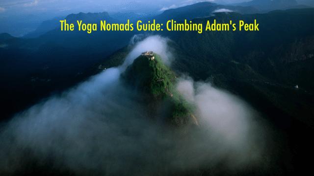 adams peak cover photo 1 - credit Sri Lankan Spirit