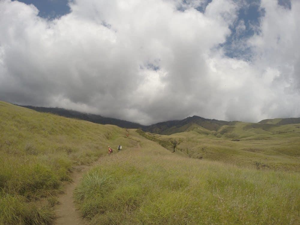 Mt Rinjani Trekking, Lombok Indonesia