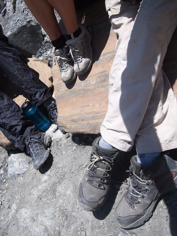 Good boots for Annapurna Circuit