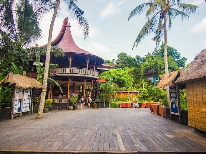 yoga barn ubud indonesia