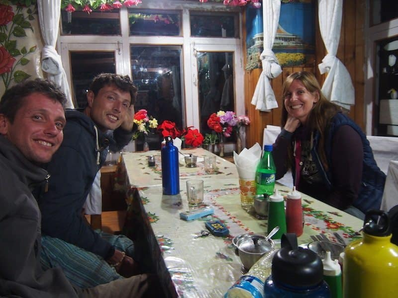tea house trekking annapurna circuit