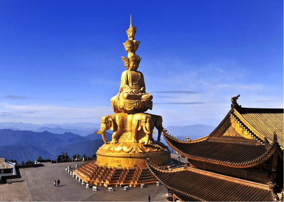 how to see the sunrise on emei shan