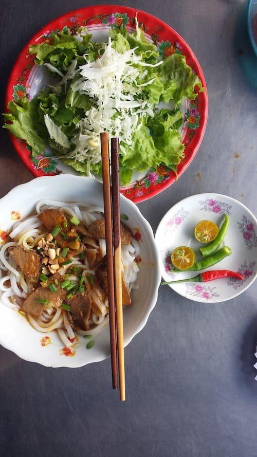 Mi Quang - Hoi An