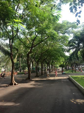 Saigon park