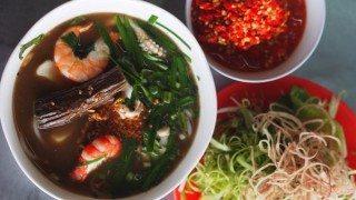 cover photo - bun mam - vietnamese food