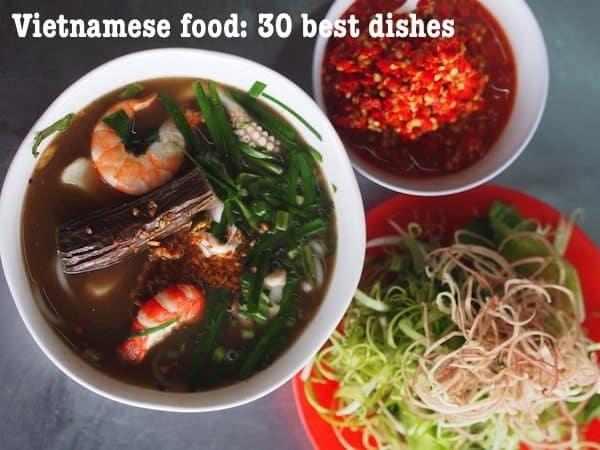 Vietnamese Food: 30 meals in 30 days - The Yoga Nomads