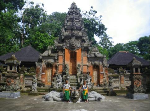 Yoga Destinations for students - Ubud, Bali, Indonesia