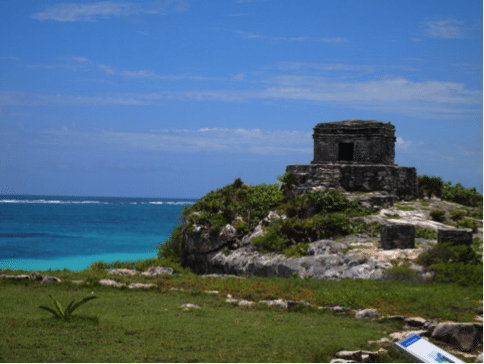 Yoga Destinations for students - tulum mexico