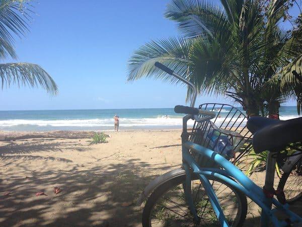 Beaches in Manzanillo - Costa Rica