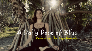 a daily dose of bliss - cover photo