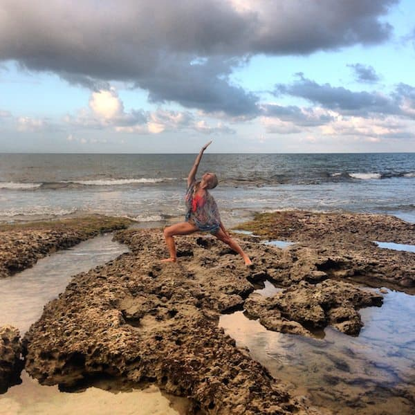 Reverse Warrior Punta Uva