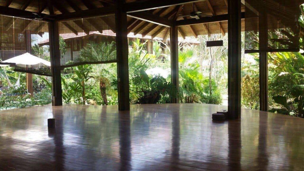 Yoga Retreat Space