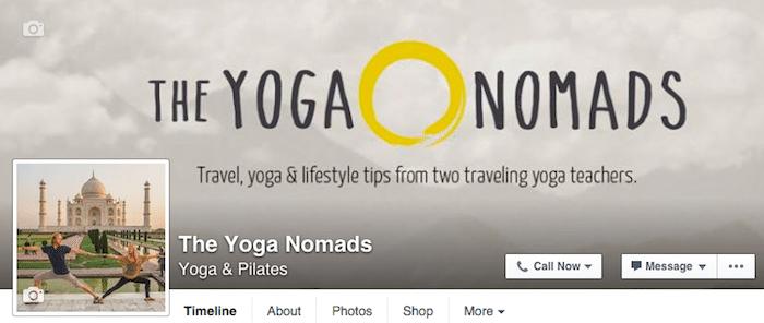 social media for yoga teachers
