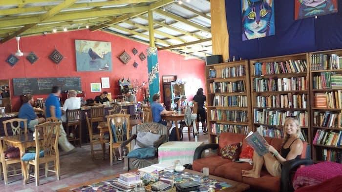 Gato Negro cafe - San Juan Del Sur, Nicaragua