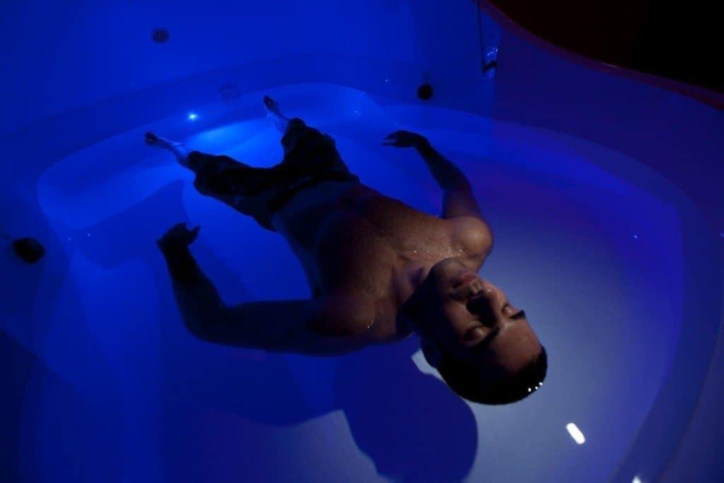 floation tank