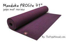 Manduka PROlite yoga mat - cover photo 2
