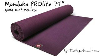 Manduka PROlite yoga mat - cover photo 2