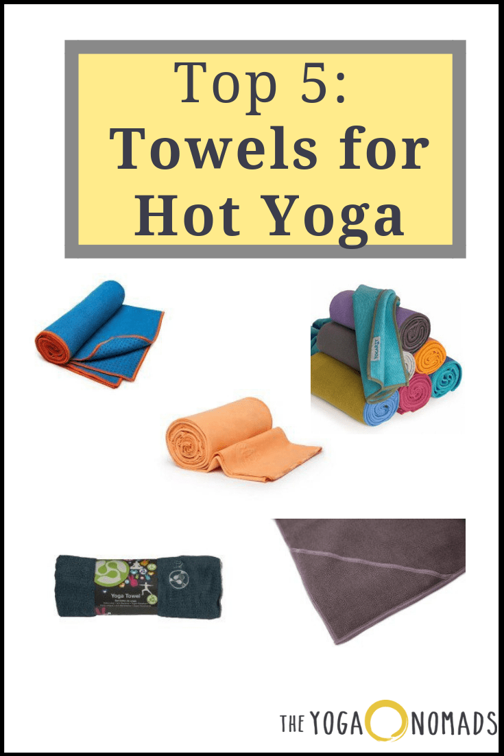 Top 5 Yoga Towels For Hot Yoga The Yoga Nomads