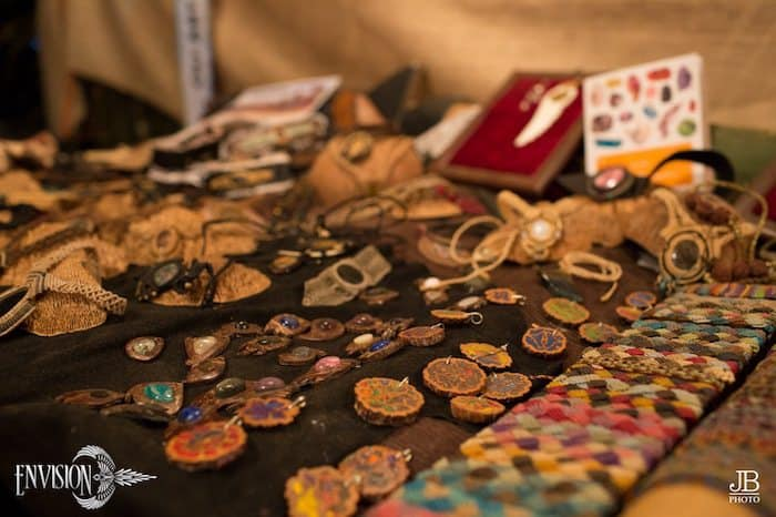 vendors and shopping at envision festival 2016