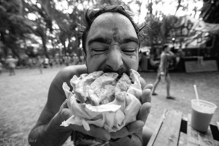 food vendor envision festival