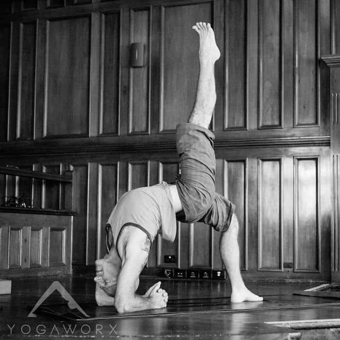 yoga pose les leventhal dwi pada viparita