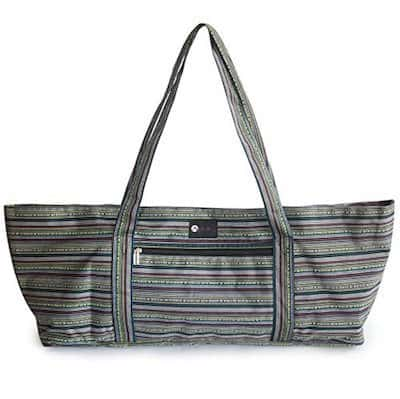 tote bag for carrying yoga mats