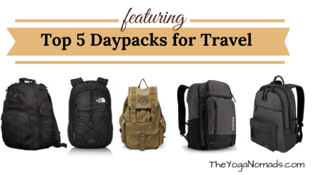Best Daypack for Travel in 2016