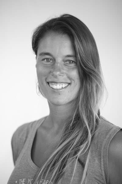 Founder of yogatrade Erica Hartnick