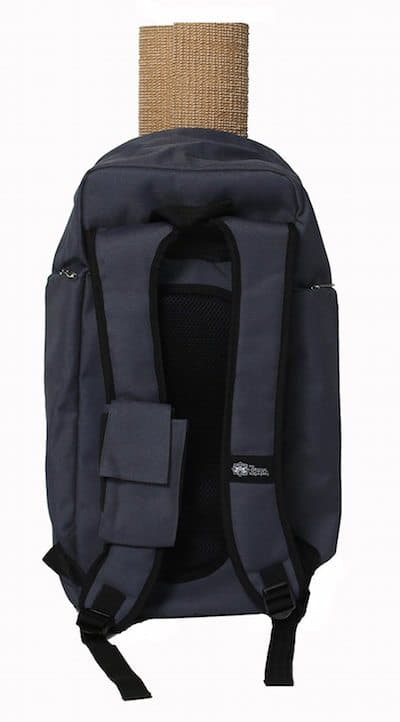 backpack for carrying yoga mats