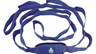 apex yoga strap cover photo