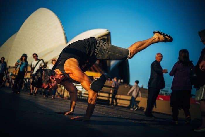 daniel scott yoga in australia