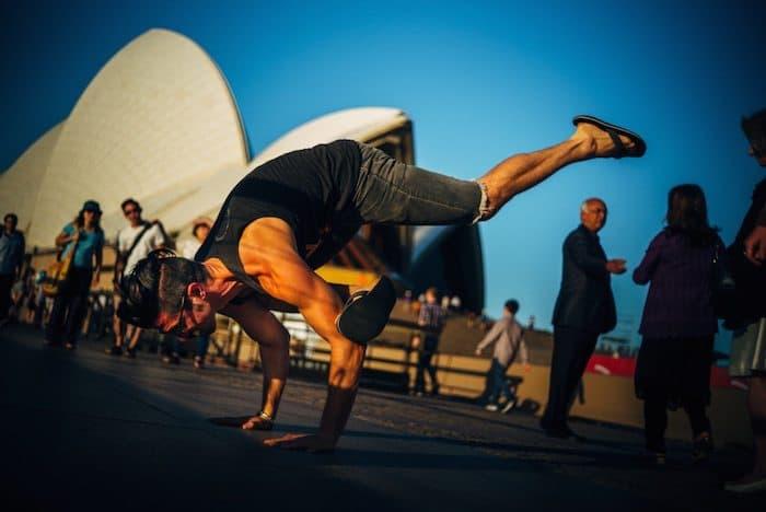 daniel scott yoga in australia