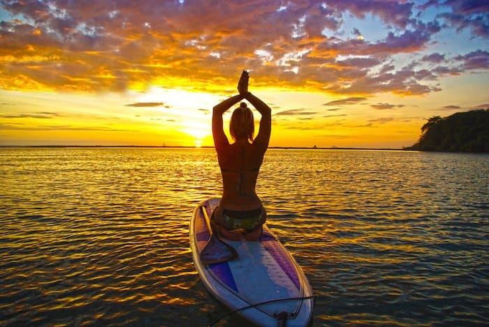 Danyasa-SUP-Yoga