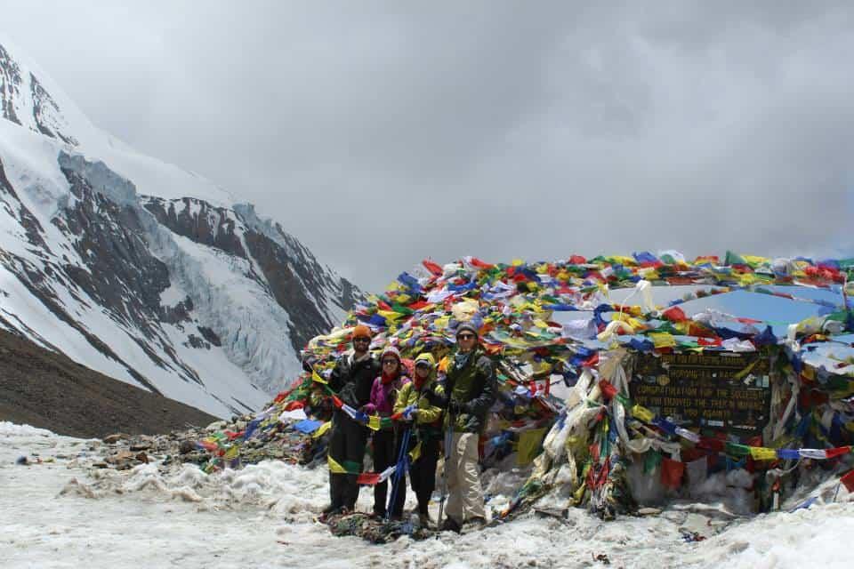 Annapurna Circuit Pass, Nepal