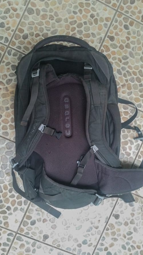 review osprey farpoint 40