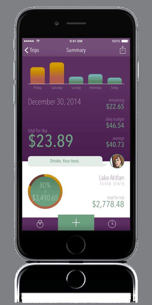Trail-Wallet-App