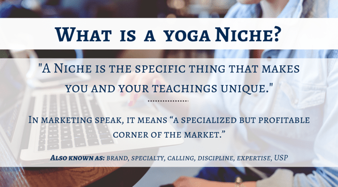 Yoga-Marketing-Finding-Your-Niche