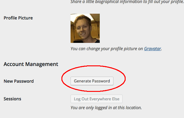 14-generate-password-wordpress-login