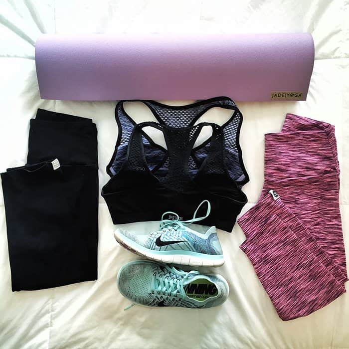 what to wear to a yoga instructor interview