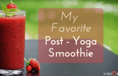 yoga smoothie