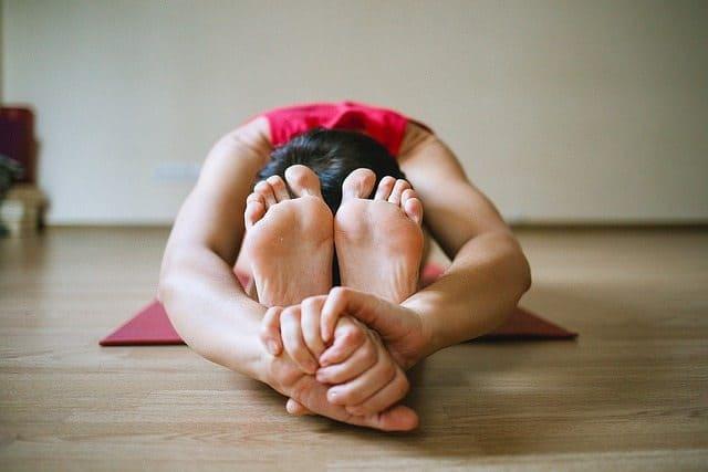 yoga class sequence vinyasa